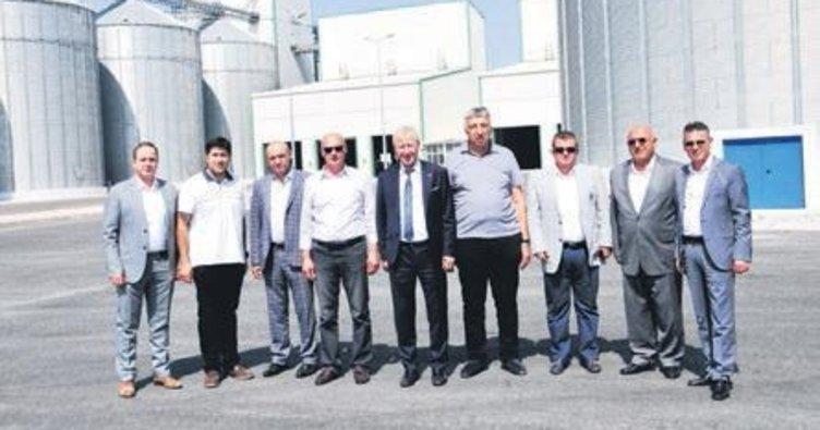 Konya Borsa'dan Türkiye'nin ilk elektronik satış salonu