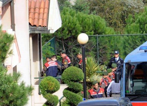 Cem Garipoğlu tatbikat için cinayetin işlendiği villada