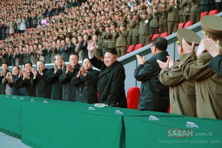 Kuzey Kore'de tüm dünyayı şaşırtan olay!