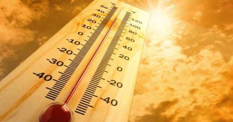 Hava sıcaklığında 137 yılın rekoru!