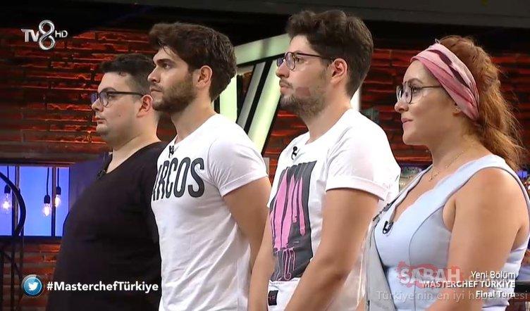 MasterChef'te kim kazandı? 12 Ağustos 2020 MasterChef Türkiye 11. ana kadro yarışmacısı kim oldu, hangi yarışmacı üst tura çıktı?