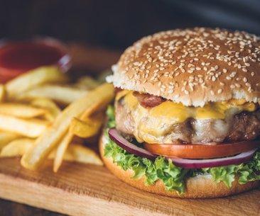 Hamburgerin de sağlıklısı olur!