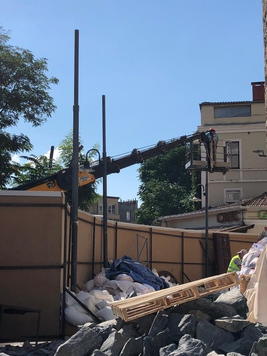 SON DAKİKA: İBB'den Galata Kulesi skandalına AK Parti'den sert tepki: Bu nasıl bir nefret?