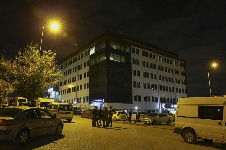 Ankara'da terör operasyonu