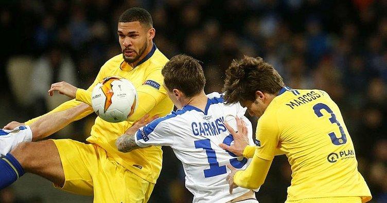 Avrupa Ligi'nde Chelsea rüzgarı