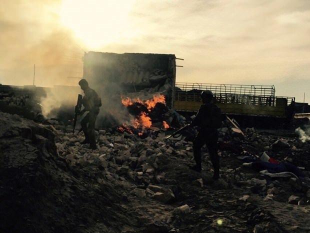 Irak ordusu Ramadi'yi aldı