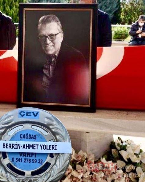 Mesut Yılmaz'ın cenaze törenine giden Berrin Yoleri Instagram paylaşımıyla şaşırttı!