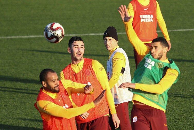 Fatih Terim'den flaş karar! İşte Galatasaray'ın Çaykur Rizespor maçı 11'i!