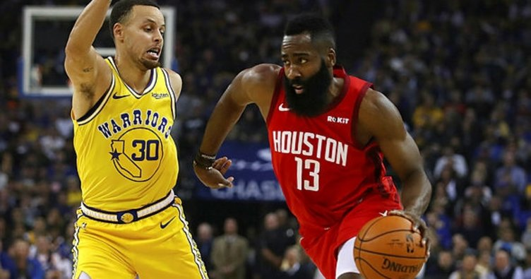 Rockets, Warriors'ı uzatmalarda yendi