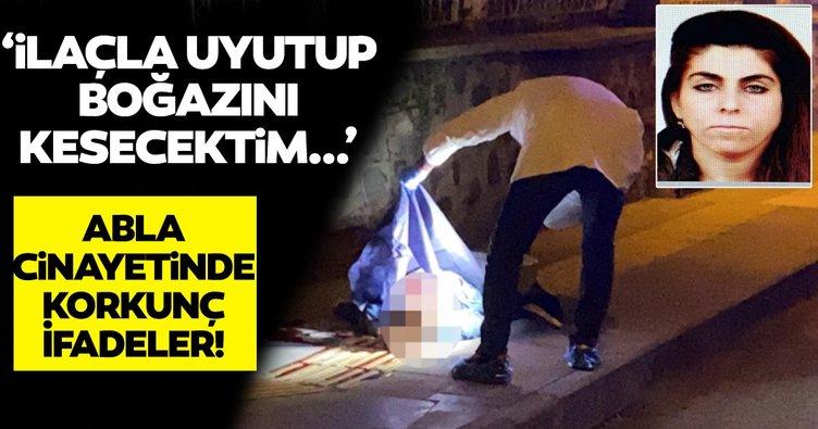 Son dakika haberi: Gülistan Şaylemez cinayetinde kan donduran ifadeler ! 'Uyutup boğazını kesecektim...'