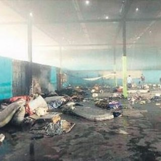 Mahkumlarla polis çatıştı: 23 ölü