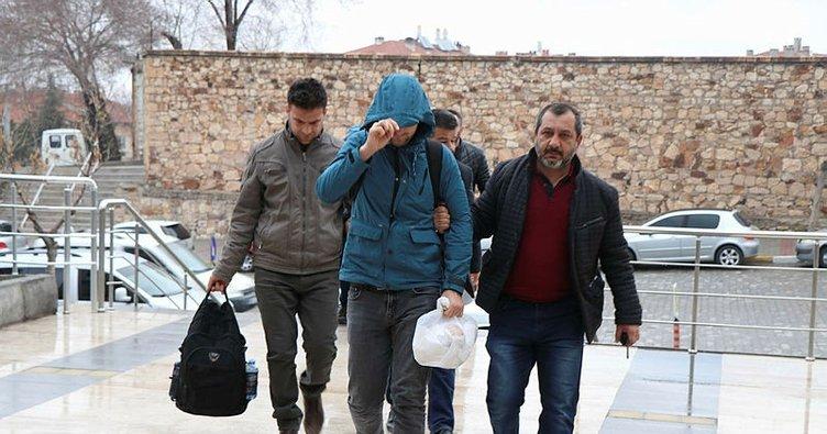 Nevşehir'de 8 asker, 2 polis FETÖ'den adliyeye sevk edildi