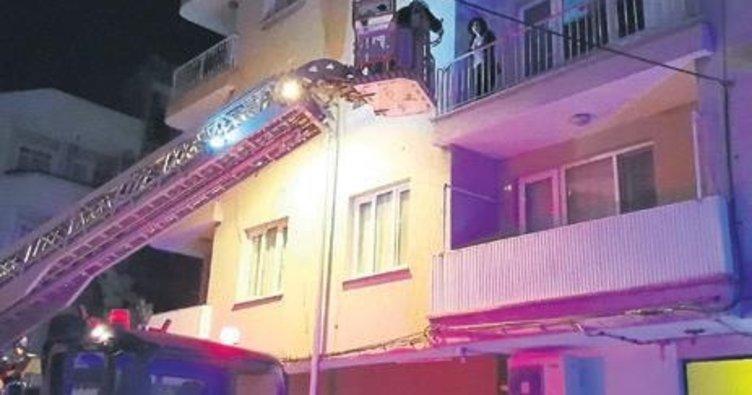 4. kattan 3. katın balkonuna düştü