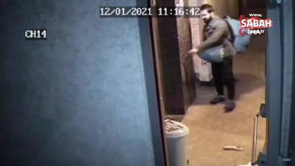 Otelde çalışan kat görevlisi, yastık altında bulduğu 10 bin doları sahibine teslim etti | Video