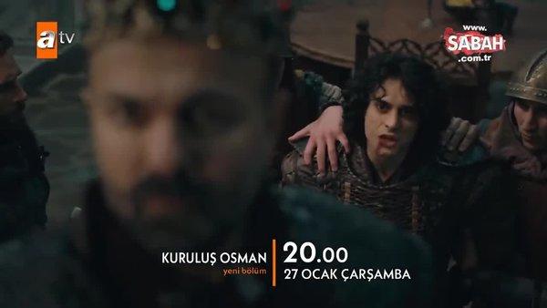 Kuruluş Osman 43. bölüm fragmanı | Video