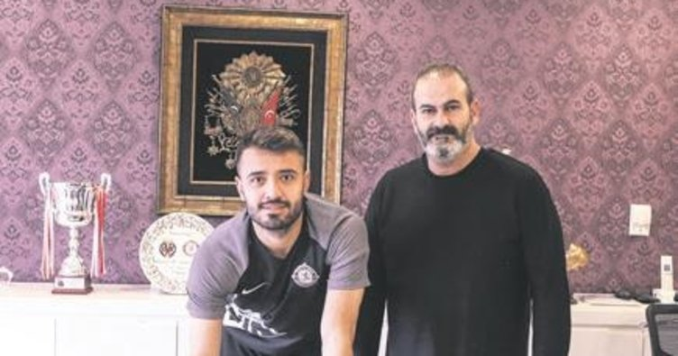 Mehmet Yiğit 5 gol attı