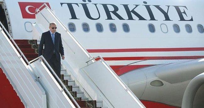Başkan Erdoğan, BM 76'ncı Genel Kurulu'na katılmak üzere bugün ABD'ye gidecek