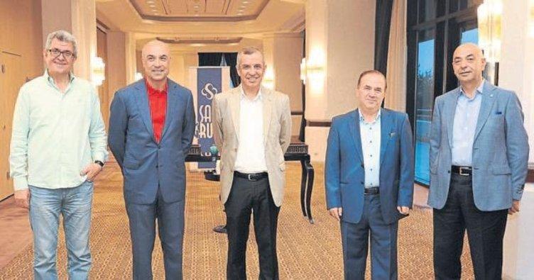Tamince'den Antalya'ya turizmde yatırım çağrısı