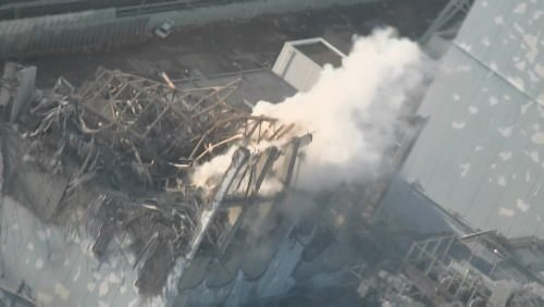 Fukushima nükleer santrali