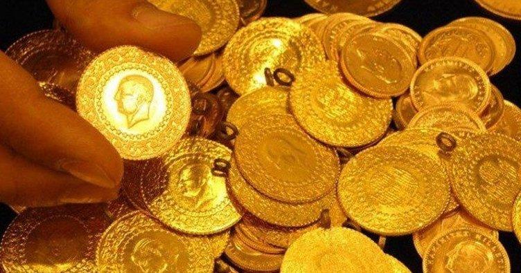 Altının kilogramı 177 bin 400 liraya geriledi