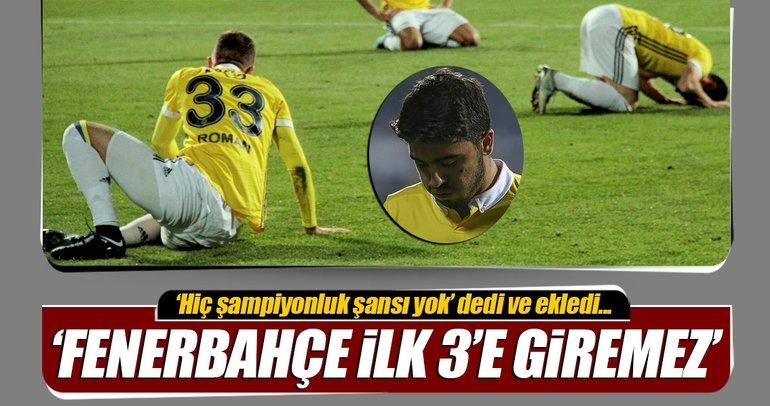 SABAH Spor yazarları, Fenerbahçe'yi yazdı!