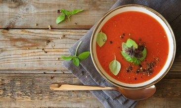 Domates çorbası tarifi nasıl yapılır? İşte en lezzetli domates çorbası tarifi…