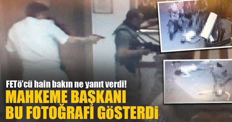 Genelkurmay'daki FETÖ'cü hainden skandal ifade