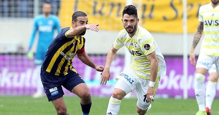 Fenerbahçe sahasında Ankaragücü'nü konuk ediyor