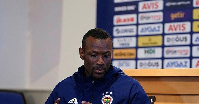 Fenerbahçeli Mame Thiam'dan özel açıklamalar: Erol Bulut iyi bir hoca ama...