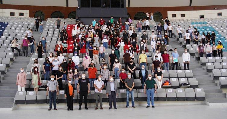 Üniversite adayları HKÜ'nün havasını soludu