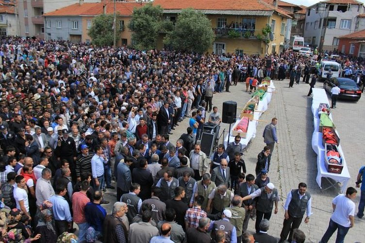Cenaze namazını Mehmet Görmez kıldırdı