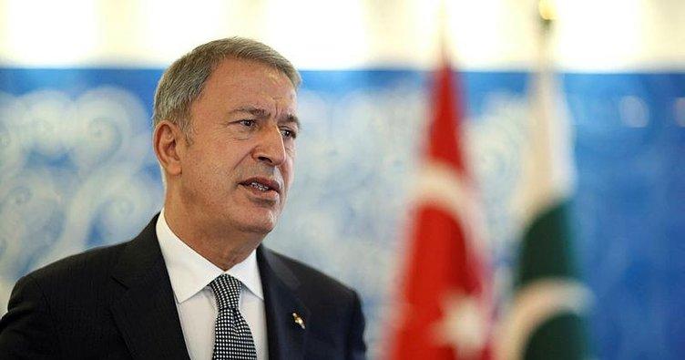 Milli Savunma Bakanı Akar'dan İdlib açıklaması! Mutabakata aykırı