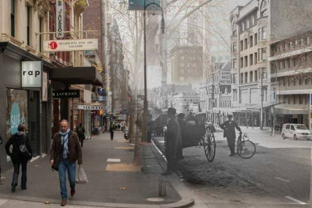 Avustralya'nın 100 yıllık değişimi