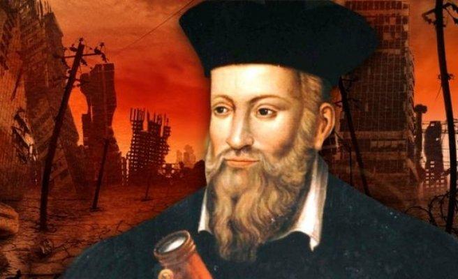 Kendi ölümünü bilen Nostradamus'tan Türkiye ve deprem kehaneti! 2019'da...