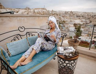 Yaşayan en güzel Rus seçilmişti! Türkiye'ye geldi...
