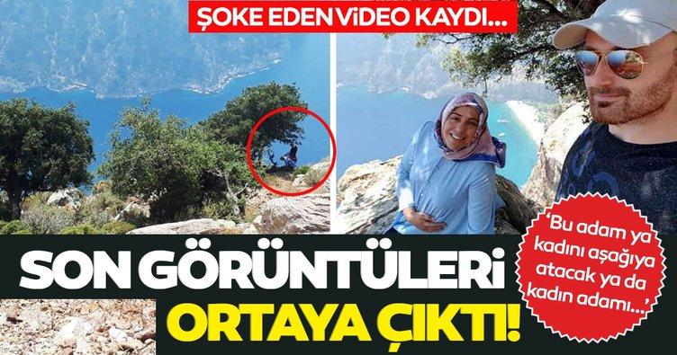 SON DAKİKA: Türkiye Kelebekler Vadisi'ndeki cinayeti konuşmuştu! Semra Aysal'ın son görüntüleri ortaya çıktı
