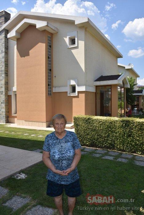 70 yaşındaki kadını böyle dolandırdılar! 5 milyon liralık villasını bile sattı