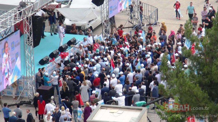 Son dakika: Meral Akşener'e Mardin'de şok!
