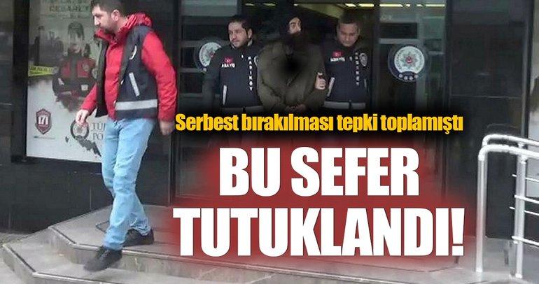 Kadıköy'deki saldırgan tutuklandı