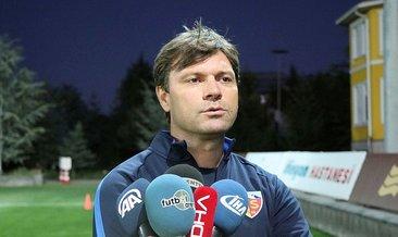 Ertuğrul Sağlam: Atiker Konyaspor maçıyla beraber tekrardan ayağa kalkacağız