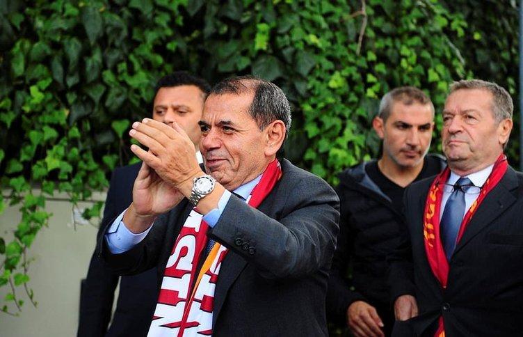 Dursun Özbek istifa edebilir