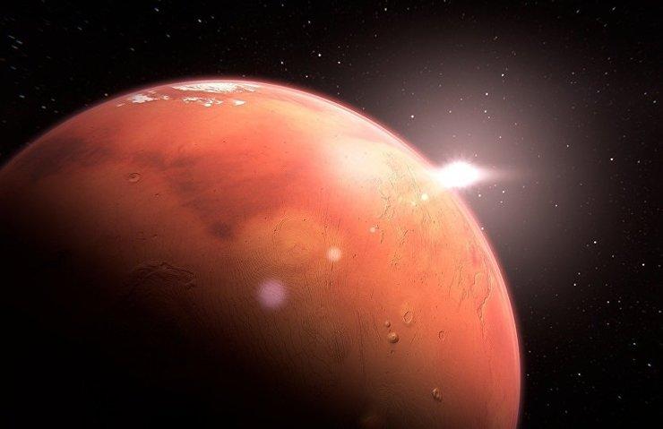 Mars'ta şaşkına çeviren Star Trek keşfi!