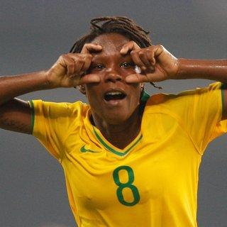 Brezilyalı futbolcu Formiga'dan Dünya Kupası rekoru