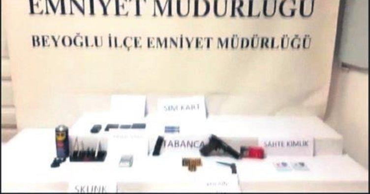 Sahte kimlikli torbacılar katil çıktı