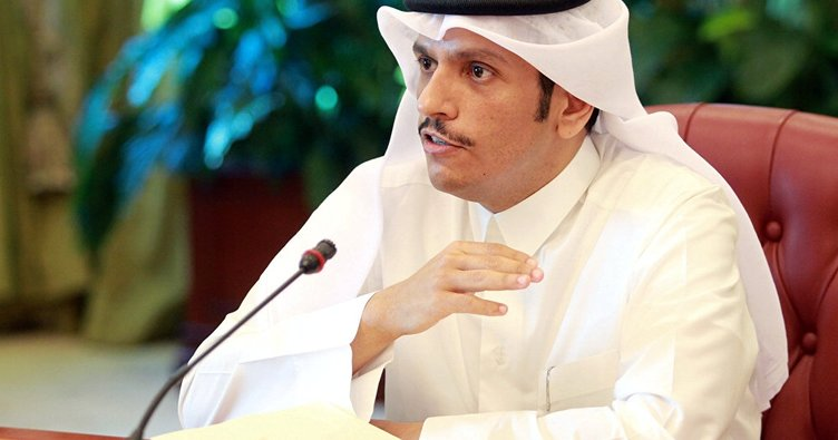 Katar'dan Trump'a yanıt!