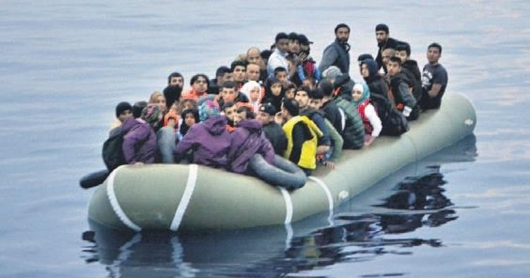 Ege'de bir haftada 429 kaçak yakalandı