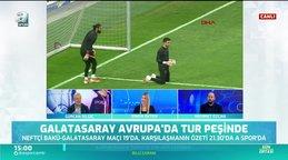Neftçi Galatasaray maçı hangi kanalda? Neftçi Galatasaray maçı saat kaçta ve hangi kanalda canlı yayınlanacak? | Video
