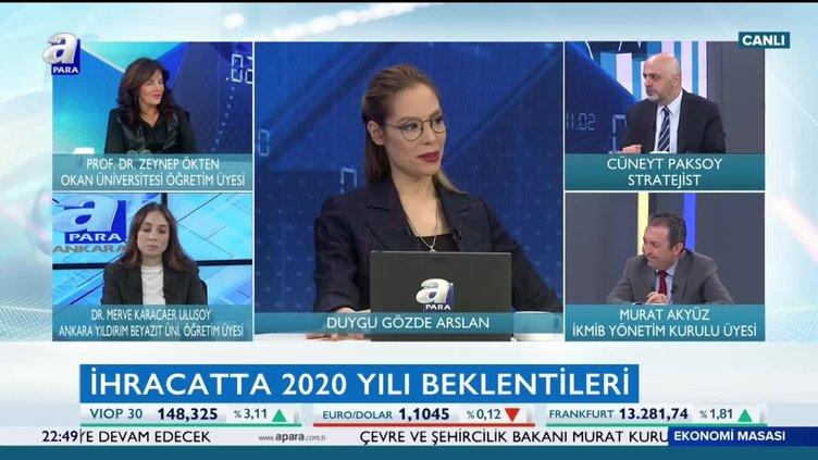 Ekonomi Masası | 04.02.2020