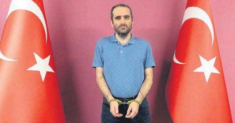 Yeğen Gülen tecavüzden tutuklandı