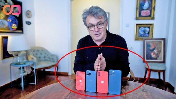 iPhone 12 serisinden hangisi size göre? İşte iPhone 12 Mini, iPhone 12, iPhone 12 Pro ve iPhone 12 Pro Max... | Video